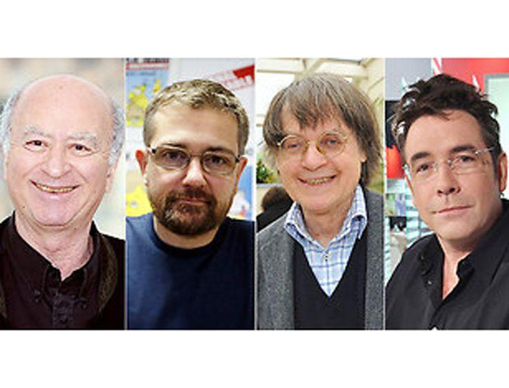Charlie Hebdo, les hommages en dessins aux caricaturistes assassinés