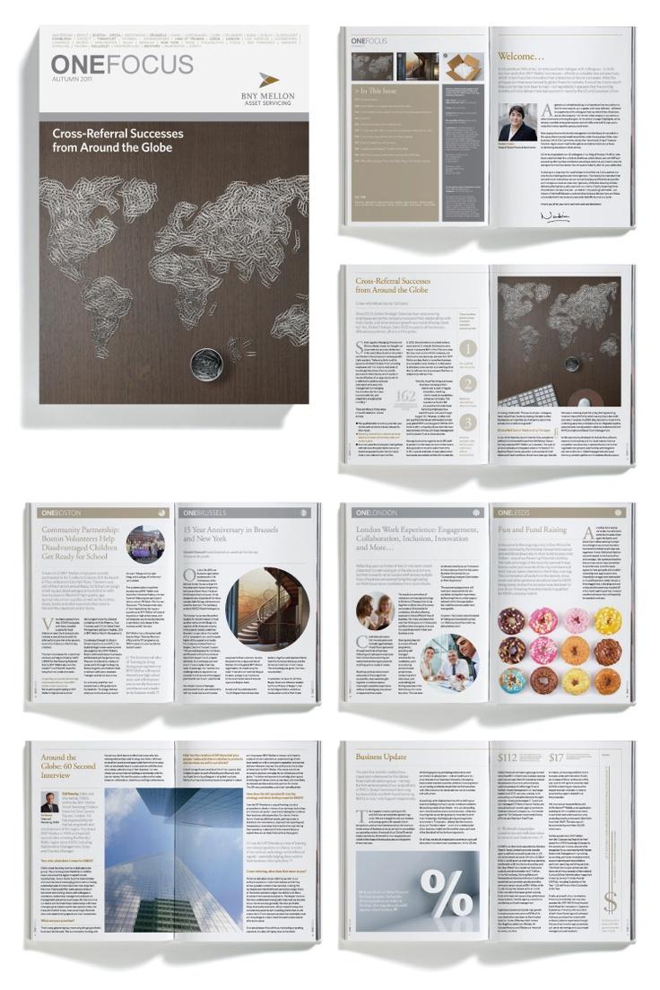 30 best Newsletter design images on Pinterest   Newsletter design ...