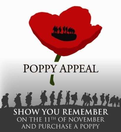 Poppy Appeal for Royal British Legion