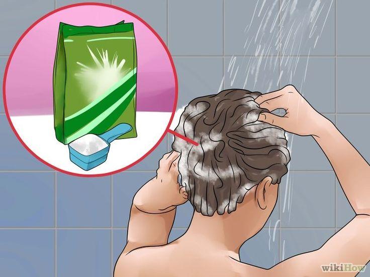 9 formas de eliminar el tinte del cabello - wikiHow