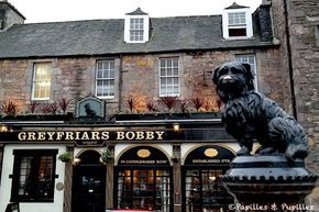 Pub Greyfriars Bobby, Edimbourg, Ecosse                                                                                                                                                                                 Plus