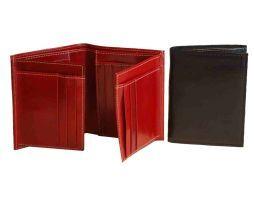 Kvalitná a elegantná kožená peňaženka vyrobená z prírodnej kože