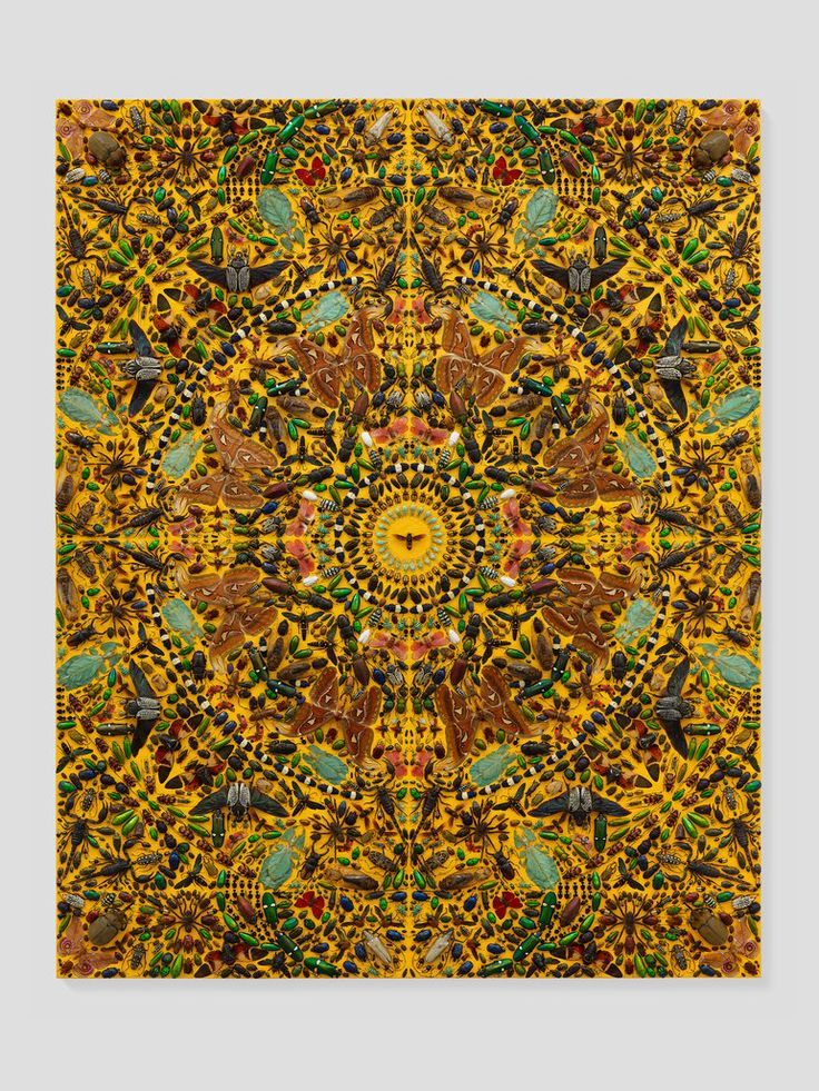 'Tityus' by Damien Hirst, 2012.