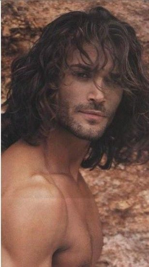 Theo Theodoridis- classic Greek!  A little wild, but underneath all that hair is a yummy face
