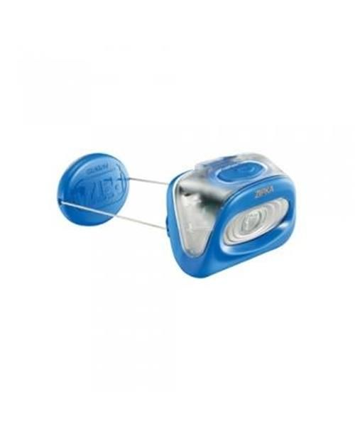 Petzl Zipka Headlamp, 80 Lumens - Victoria Blue , (E93ZB) at VPO.CA