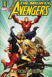 Mighty Avengers İntikamcılar : Ultron Girişimi - Brian Michael Bendis