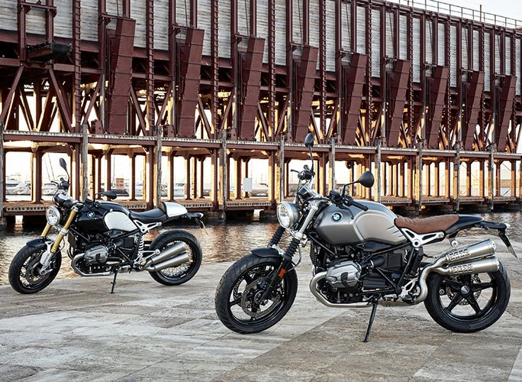 BMW motorrad presents the new R nineT scrambler, filled with a distinct spirit and created for riders who love things that are purist, reduced to the essentials, and non-conformist.