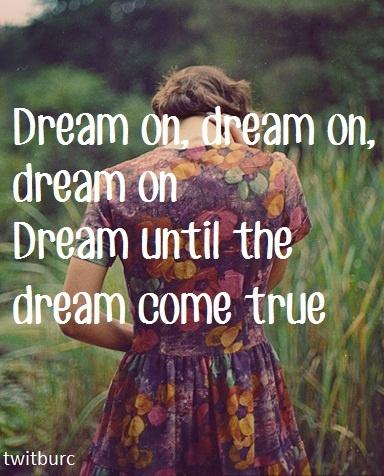 Sagittarius, astrology, horoscope, quotes, Dream On