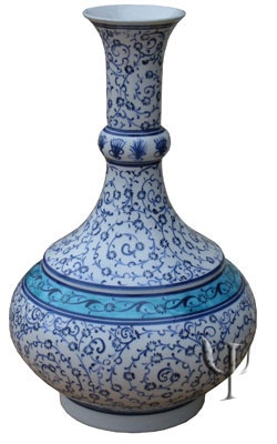 Iznik Vase (Halic) - Yurdan, Turkey