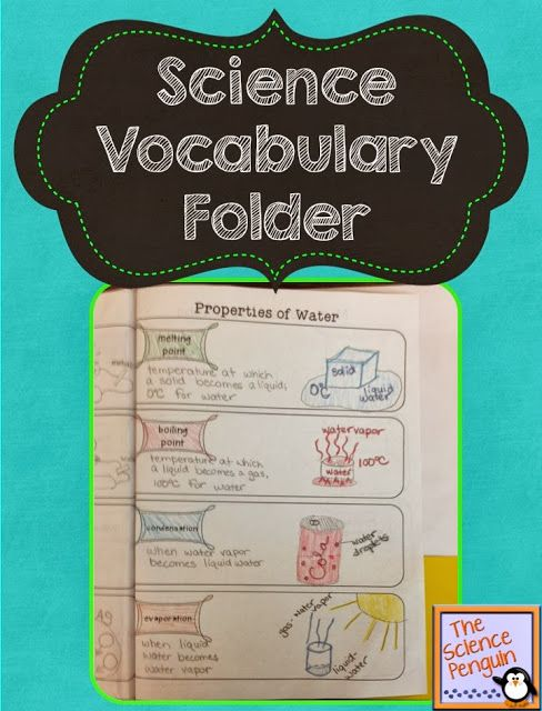 Science Vocabulary Folders are something new I am trying this year to help my students focus on vocabulary development. We are using dance moves, hand motions, games, diagrams, anchor charts, a word wall, PowerPoints, and fold-ups for vocab, too. 5th graders in Texas are exposed to and tested on so many new science terms. They …