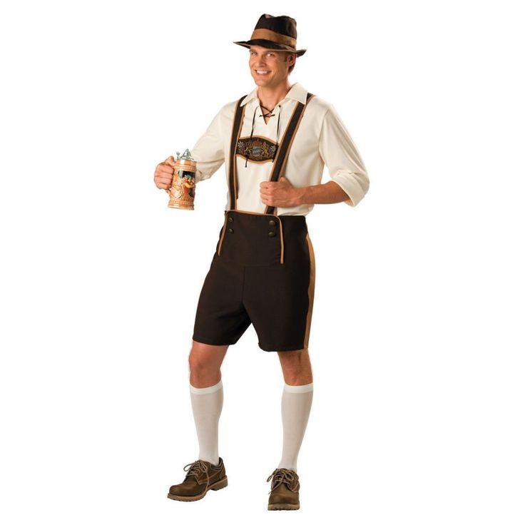 bavarian guy halloween costume for men - Halloween Costume For College Guy