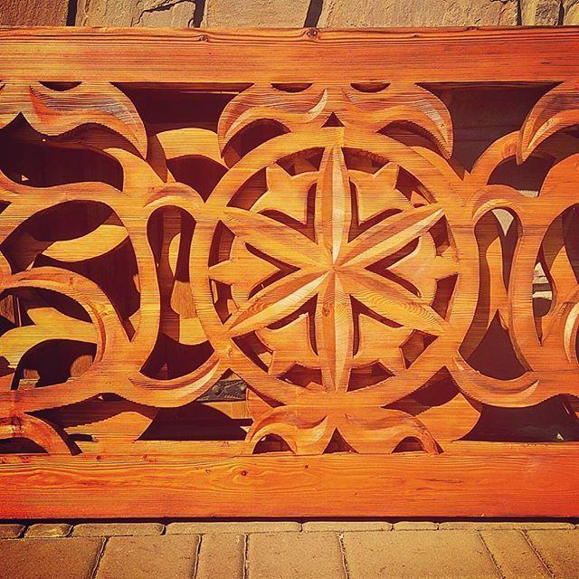 #bambizakopane #detail #woodart #holidays