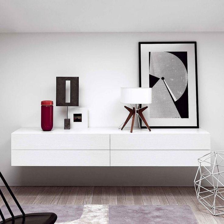 die besten 25+ wohnzimmer hängeschrank ideen auf pinterest   küche ... - Hangeschrank Wohnzimmer Modern