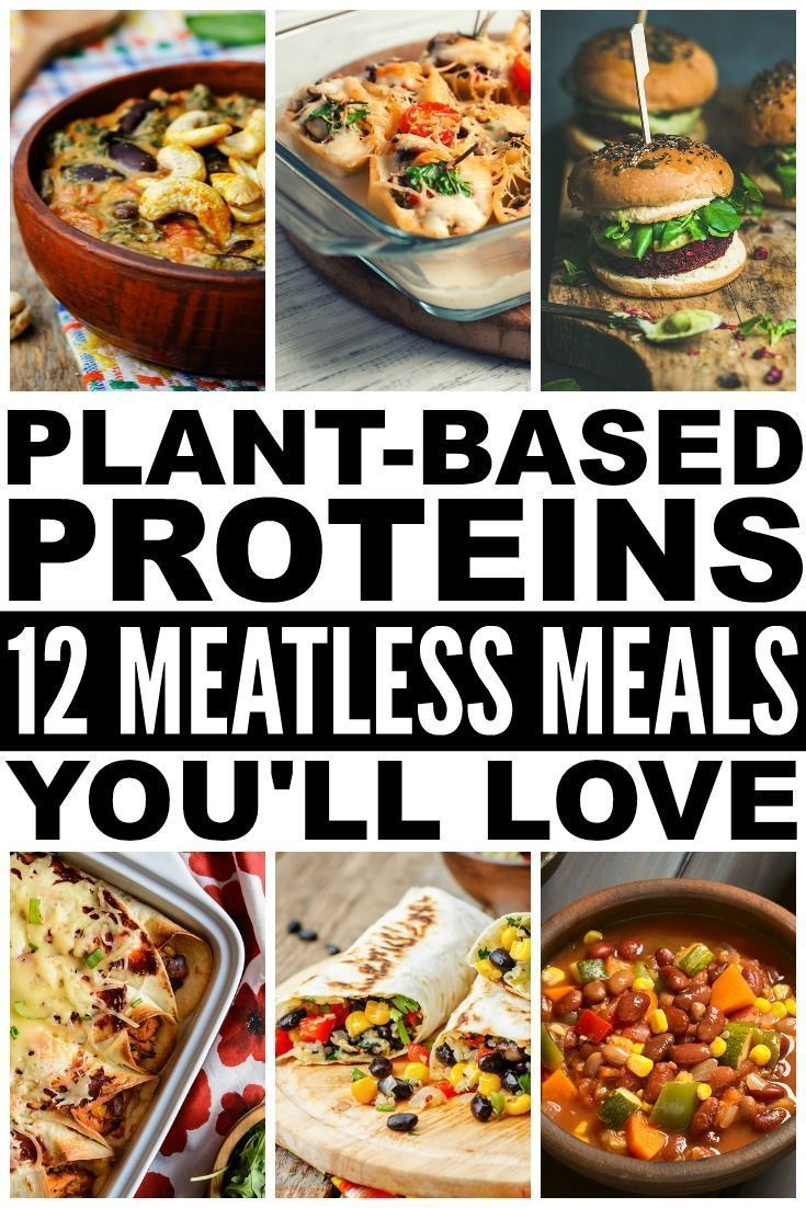 25+ best ideas about Plant based protein on Pinterest ...