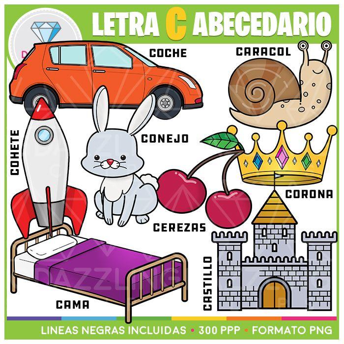Letra C Abecedario Spanish Spanish Alphabet Letters Lettering Alphabet Spanish Alphabet