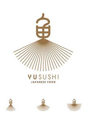 Japanese logo / 魚