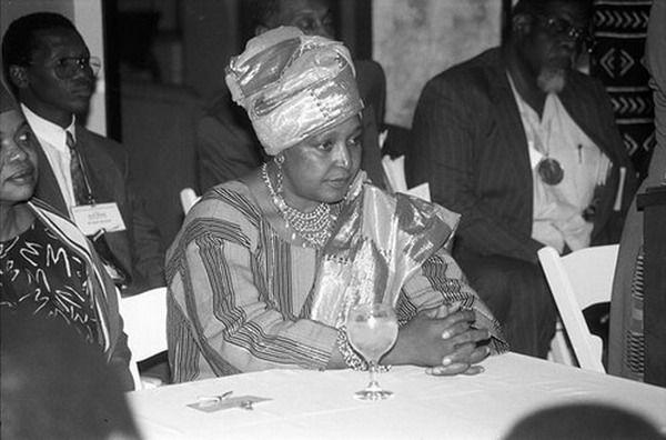 winnie mandela Winnie Mandela Back in South African Politics