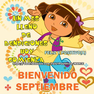 Frases Bonitas Para Facebook: Bienvenido Septiembre | Imagenes Septiembre