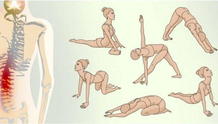 Для того, чтобы избавиться от болей в спине, пояснице и шее, вы можете попробовать комплекс упражнений, представленный в нашей статье. Упражнения всего 1 раз в 2 дня. Спина перестала болеть Если тебя мучает острая боль в спине и шее, имеются проблемы с давлением и ты часто просыпаешься во сне, эти упражнения — то, что надо! …