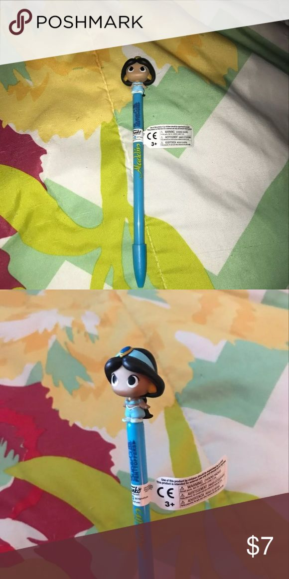 Disney Princess JAZMINE Funko Pop Pen BRAND NEW NEVER USED No TRADES Price is Firm Disney Accessories