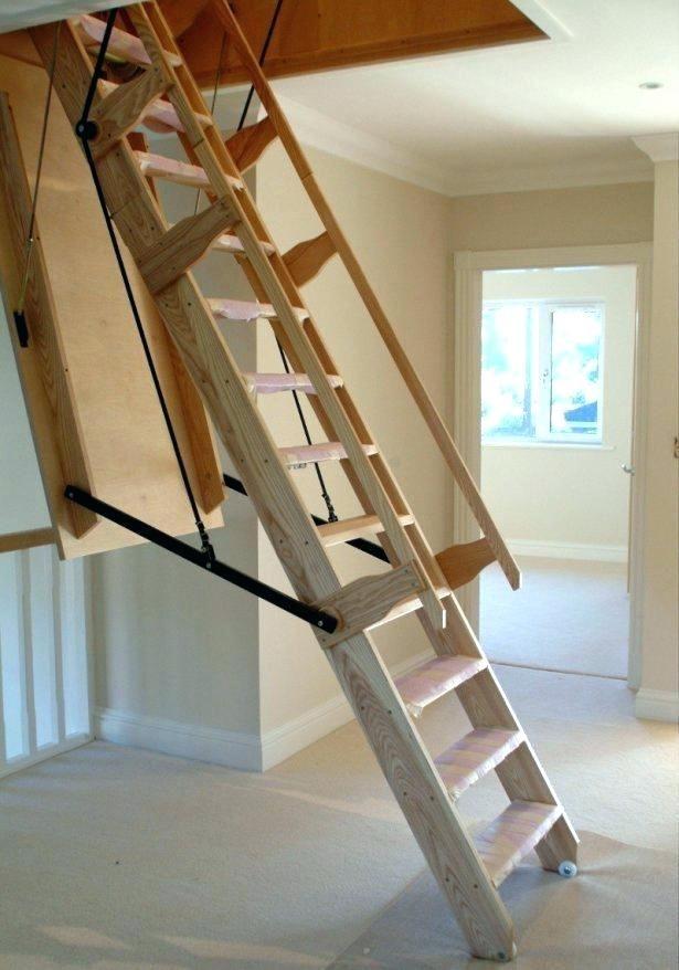 Build Loft Ladder Pull Diy Loft Ladder Plans Make Loft Bed Ladder Attic Renovation Tiny House Stairs Attic Ladder