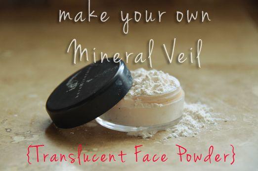 DIY mineral veil