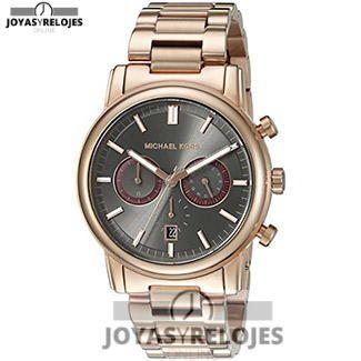 Colosal ⬆️😍✅ Michael Kors MK8370 😍⬆️✅ , Modelo perteneciente a la Colección de RELOJES VICEROY ➡️ PRECIO  € Disponible en 😍 https://www.joyasyrelojesonline.es/producto/michael-kors-mk8370-reloj-para-hombres-correa-de-acero-inoxidable/ 😍 ¡¡Corre que vuelan!! #Relojes #RelojesMichaelkors #Michaelkors Compralo en https://www.joyasyrelojesonline.es/producto/michael-kors-mk8370-reloj-para-hombres-correa-de-acero-inoxidable/