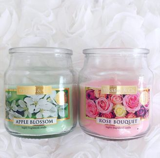 45p Yankee candle dupes...