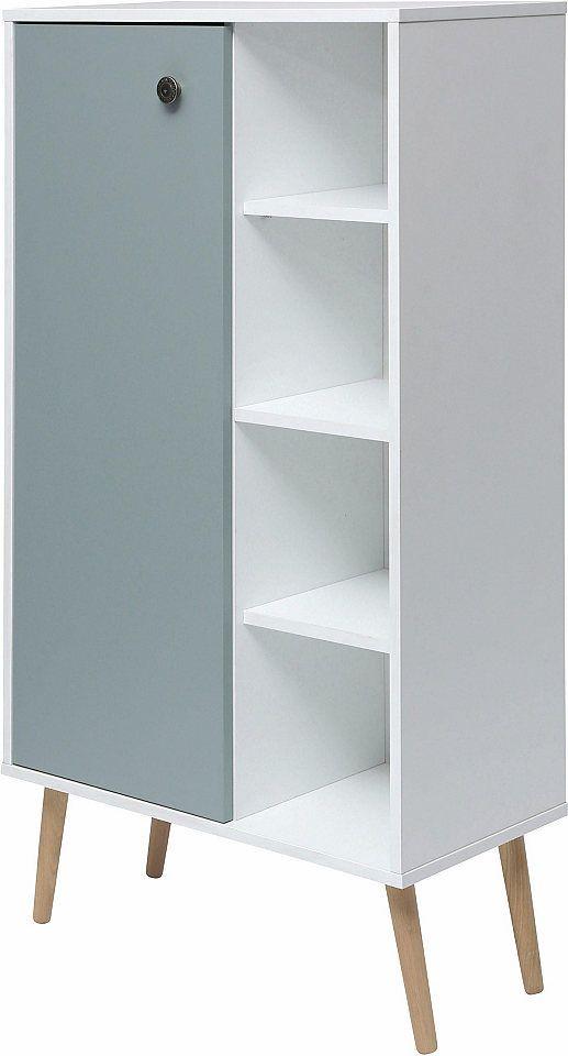 TOM TAILOR Midischrank »WESTCOAST« 1-türig, Breite 65,3 cm Jetzt bestellen unter: https://moebel.ladendirekt.de/bad/badmoebel/badezimmerschraenke/?uid=eb3de8b4-acf9-5f17-80fb-5708ade04ecc&utm_source=pinterest&utm_medium=pin&utm_campaign=boards #bad #badmoebel #badezimmerschraenke