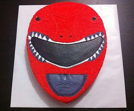 Power Ranger Birthday