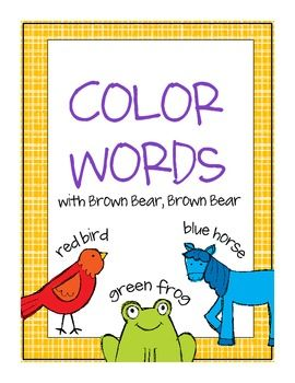 These are fun cards to practice spelling color words. You can see a few picture of my students using these in this blog post..Doodle Bugs Blog:…