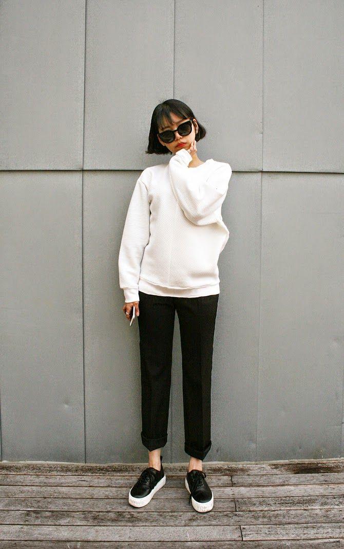 Korean Campus Fashion | Official Korean Fashion