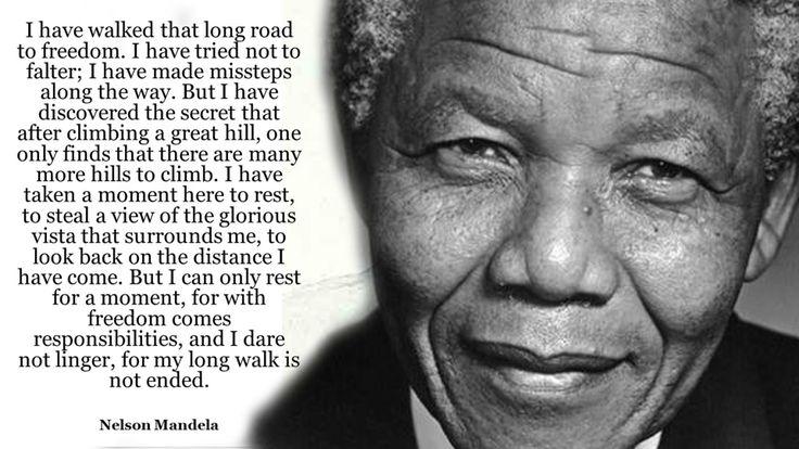 Nelson Mandela Life Story | Nelson Mandela's Life Story - YouTube ...