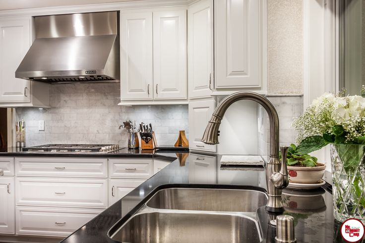 Laguna Hills - Kitchen Remodel #kitchen #kitchenremodel #whitekitchen