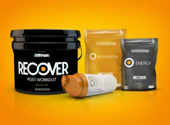 Design de embalagem para RECOVER: Jobs, Packaging For, Behance, Design De