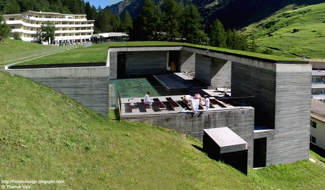THERME VALS, Suisse