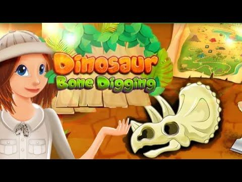 Dinosaurs Park Games For Kids- Android gameplay BubbleBee   Movie  apps ...