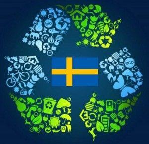 ارزاق: السويد: 1% فقط من القمامة تذهب الى مكبات النفايات!
