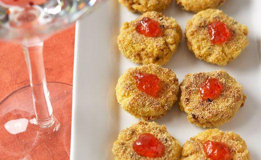 Sylvie's Mini Crab Cakes