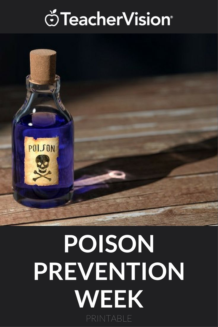 """Poison Prevention Week is March 19-25. Using this printable, students can learn to recognize poisons by tracing the words, """"Danger,"""" """"Caution,"""" and """"Warning."""" (Grades K-1)"""