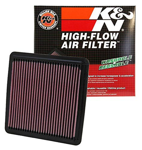 K&N 33-2304 High Performance Replacement Air Filter for 2003-2017 Subaru 1.5L/1.6L/2.0L/2.5L/3.0L/3.6L. For product info go to:  https://www.caraccessoriesonlinemarket.com/kn-33-2304-high-performance-replacement-air-filter-for-2003-2017-subaru-1-5l-1-6l-2-0l-2-5l-3-0l-3-6l/