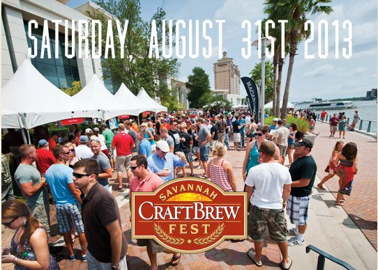 Savannah Craft Brew Fest