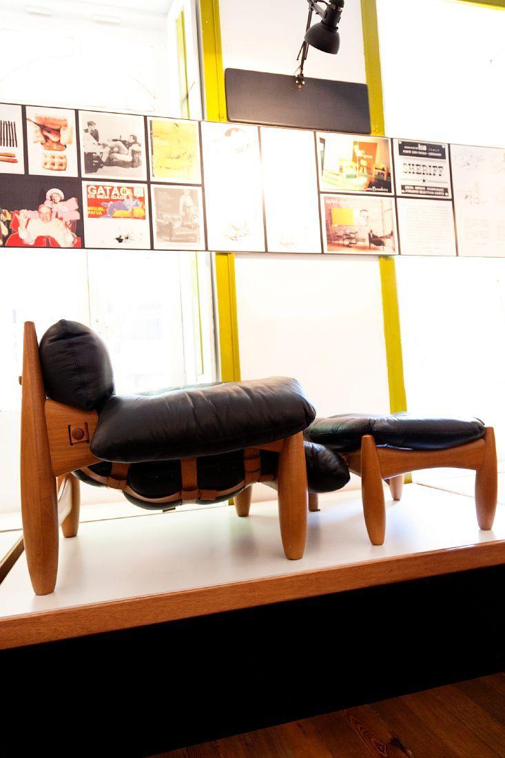 Furniture designer Sergio Rodrigues' studio in Rio de Janeiro   May 2012   The Selby
