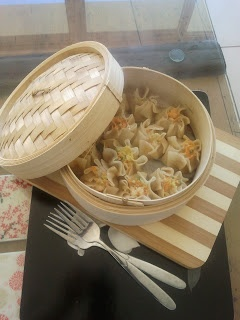 Mummy's Undeserved Blessings: Weekend Cookbook: Dim Sims