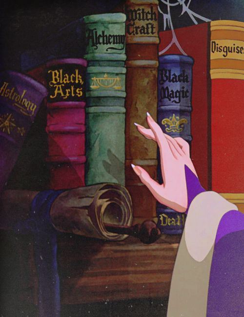 "vintagegal: "" Disney's Snow White and the Seven Dwarfs (1937) """