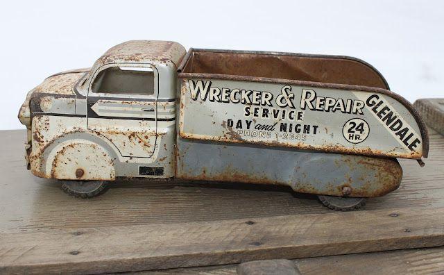 great vintage truck...
