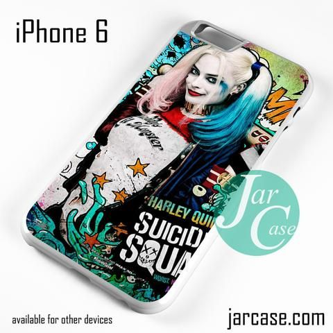 Harley Quenn YT - iphone case - iphone 6 case - JARCASE