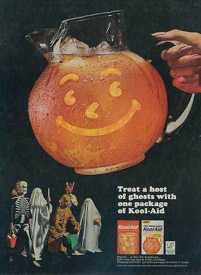 Kool-Aid Halloween ad (1964)