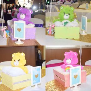Care Bears Birthday Party Ideas | Photo 1 of 12 | Catch My Party