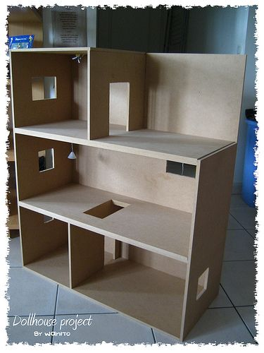 Dollhouse Project #3 | Here my dollhouse is finish !! It wil… | Flickr